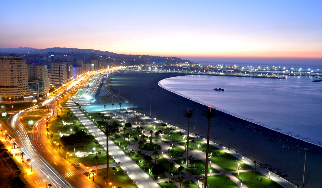 Avenue Mohamed VI Tanger